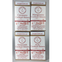 Chili Bitters Sampler Pack