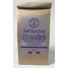Fed Up Chai