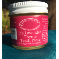 It's Lavender Thyme Teath Paste 2oz