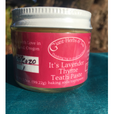 It's Lavender Thyme Teath Paste 3.5oz