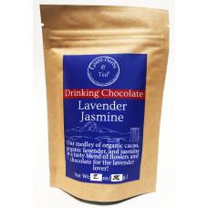 Lavender Jasmine Drinking Chocolate