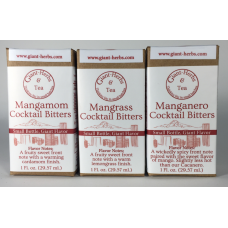 Mango Bitters Sampler Pack