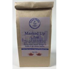 Masked Up Chai