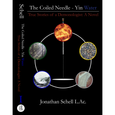 The Coiled Needle - Yin Water: True Stories of a Demonologist: A Novel